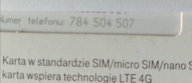784__504__507__ Zloty numer karta dla firmy