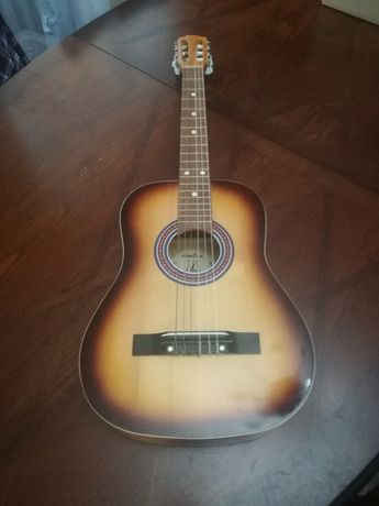 Gitara HS-18 z pokrowcem