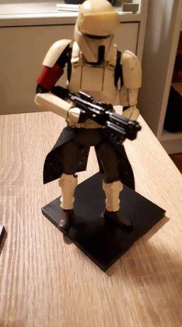 Star wars bandai shoretrooper/stormtrooper executioner
