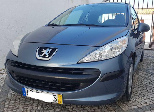 Peugeot 207van 1.4hdi c/A.C comercial
