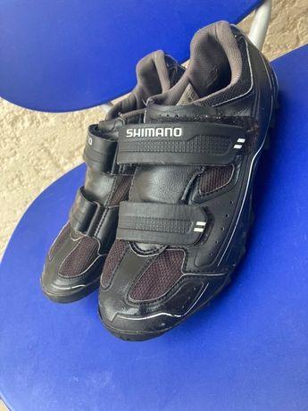 sapatilhas shimano btt