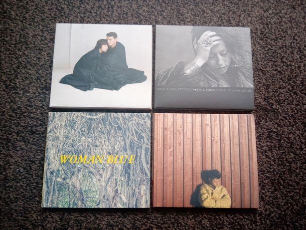 Natalia Przybysz 4 cd nowe.
