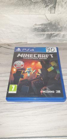 Minecraft ps4 pl