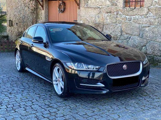 Jaguar XE, 2.0 D R-Sport Aut