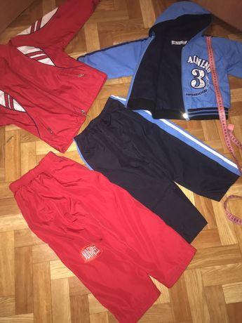 Спортивный костюм на 1-2 годика