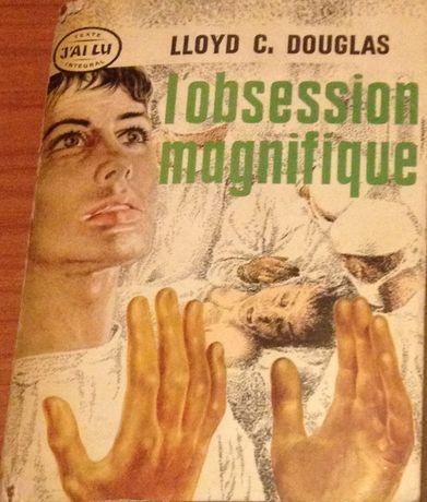 7 livros de acção, história e romance em francês