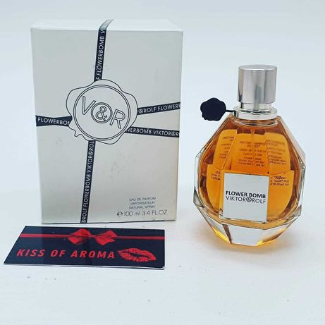 Viktor & Rolf Flowerbomb - Виктор Рольф флауэр бомб -100 ml для женщин