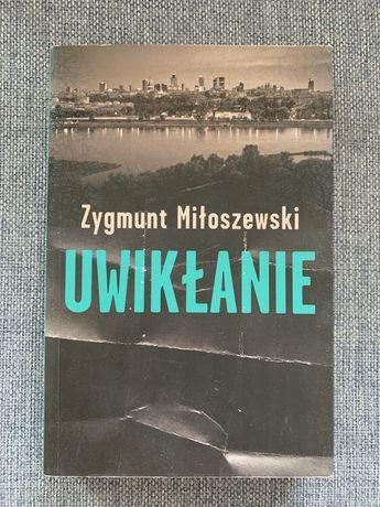 Książka Uwikłanie Miłoszewski