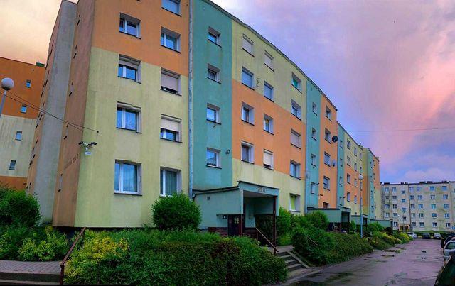 Mieszkanie Namysłów 49m2 z balkonem + 2 duże piwnice SUPER LOKALIZACJA