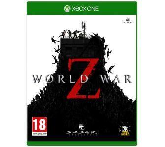 World War Z Xbox one s Xbox one x Nowa gra zafoliowana!