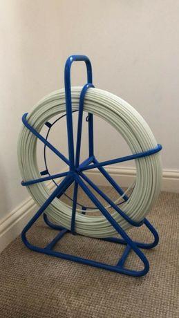 guia passa cabos reboque para cabo electrico guia fibra vidro