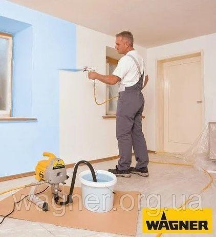 Wagner,117,аренда ,прокат , безвоздушная , покраска,краска.