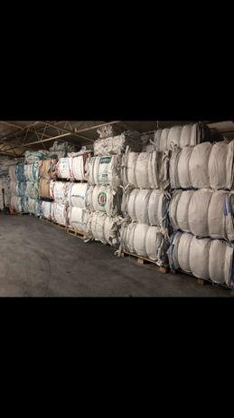 Worki Big Bag Bagi 96/98/140 BIGBAG 500kg 750kg 1000kg Kurier od 10szt