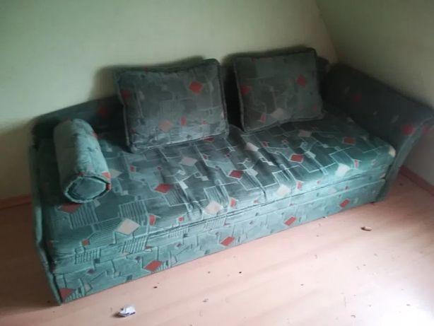Łóżko do pokoju młodzieżowe ROZKŁADANE z szufladą! 1 lub 2 osobowe