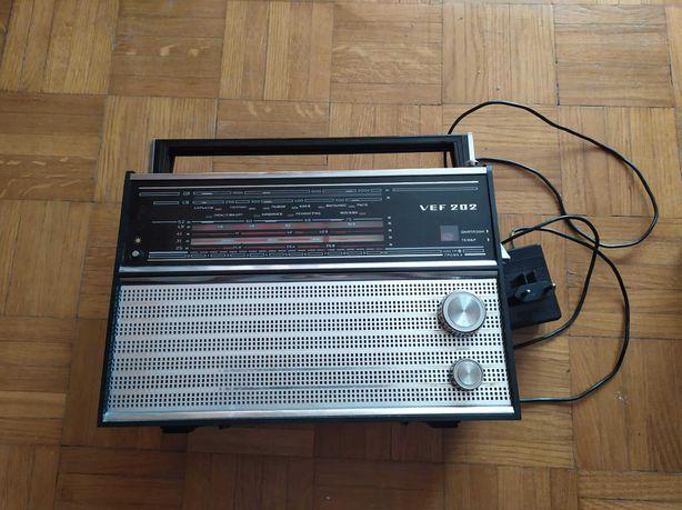 Radioodbiornik VEF 202