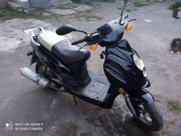 Продам китайський скутер