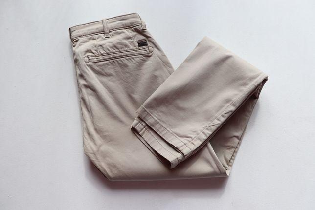 Spodnie męskie chinosy Wrangler Chino W28 L32. Stan idealny