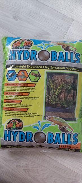 Biobale hydrobals wodospad terrarium kameleon tropikalne phelsuma
