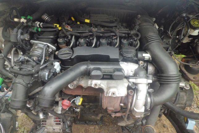 Двигатель на 1.6 Фіат Скудо Fiat Scudo Пежо експерт Сітроен з 2007