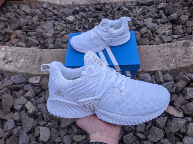 Adidas Itinc 41-46 белые кроссовки мужские кросівки сеточка сіточка