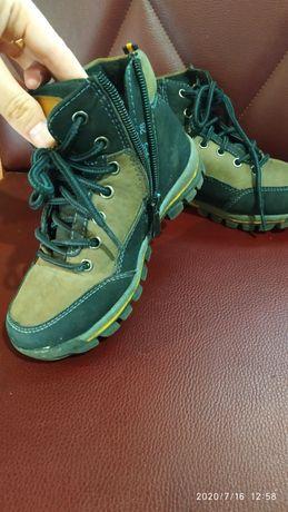 Зимние ботинки *