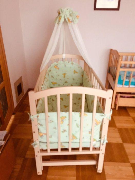 Дитяча колиска на підвісках Гаи-Гречинские - изображение 1