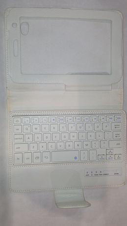 Чехол-клавиатура Samsung galaxy Tab 2 7.0 GT-P3100/3110 белый