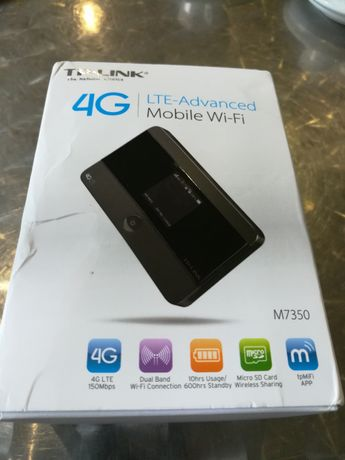 Router4g tp link 7350