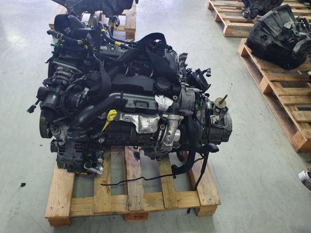 Motor Peugeot Partner 1.6 HDI 2009 de 75cv, ref 9HW