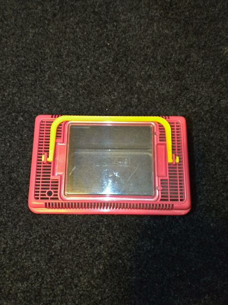 Caixa maternidade transporte Hamster