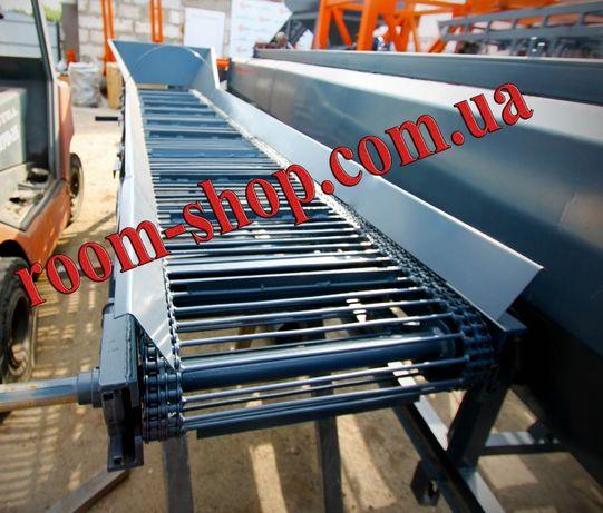 Сетчатые конвейера, ленточные, транспортеры, погрузчики, ширина 500 мм