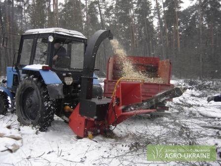 Услуги Щепорез Дробилка 600 гр/час
