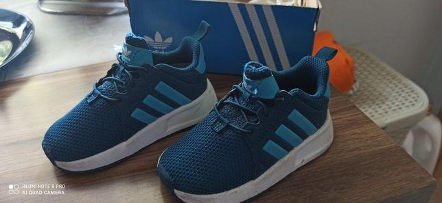 Buty dziecięce Adidas xplr r21 stan b. dobry