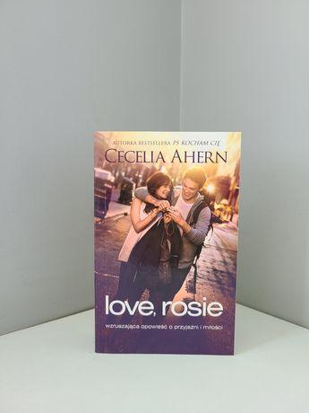 Love Rosie - Cecelia Ahern, książka NOWA