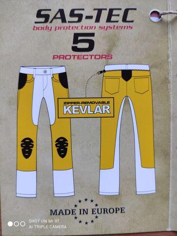 Spodnie FREESTAR Cafe racer jeansowe