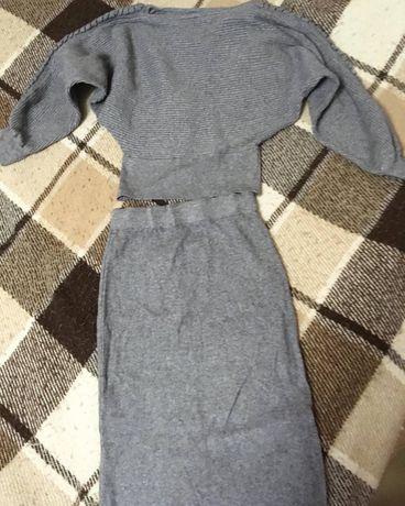 Костюмчик женский, кофточка + юбка