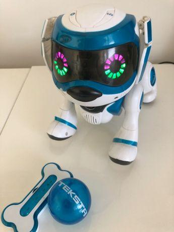 Teksta Piesek Pies Robot Duzy Interaktywny Idealny
