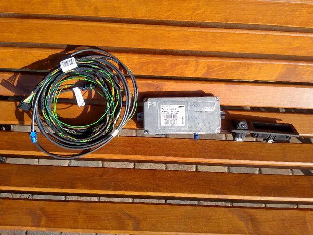 BMW F11 F10 kamera tył tylna moduł kabel komplet