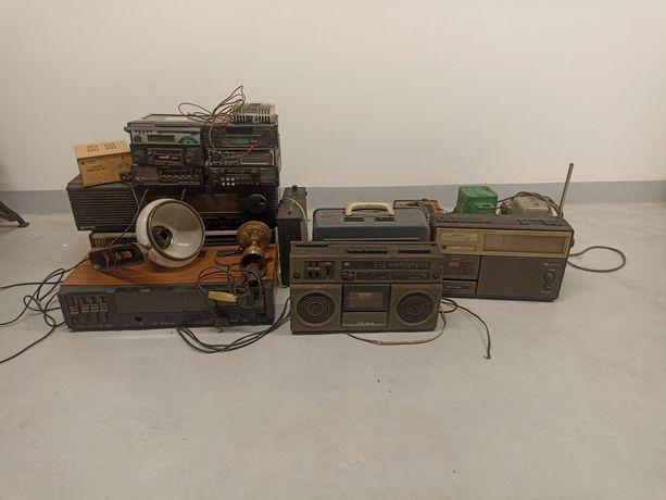 Stara radia PRL elektronika