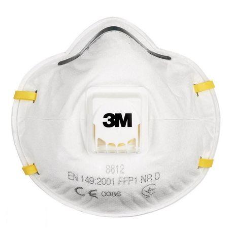 Респиратор 3M 8812 FFP1 с клапаном выдоха