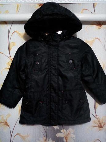 Куртка. Курточка на 3-5лет 110см демисезонная Out wear BY LINDEX
