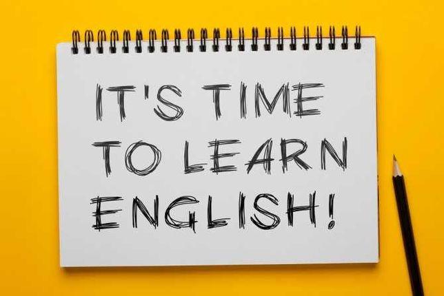 Angielski A0-C1; Egzamin 8 klasa, Matura, Business English, IELTS, etc