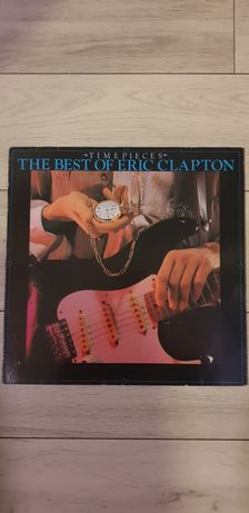 Eric Clapton Album Timepieces