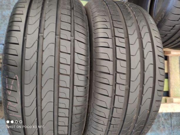 2szt 225/45/17 Pirelli 2018r 7,5mm