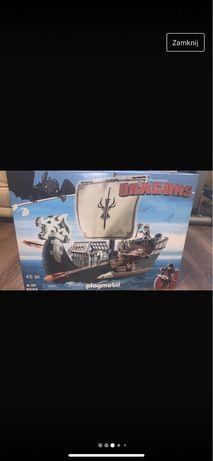 Playmobil 9244 statek Dragons