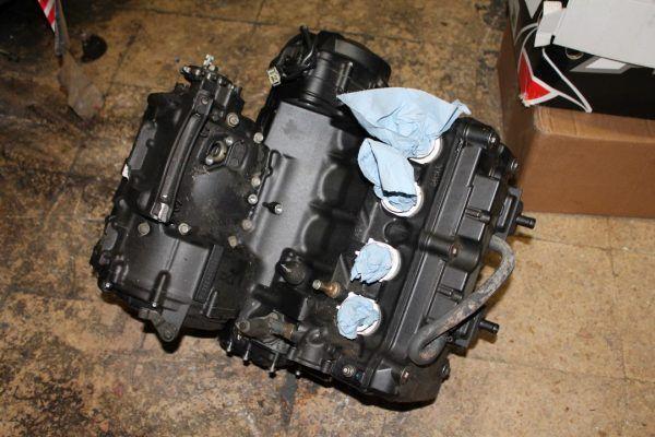 Motor Honda CBF 600