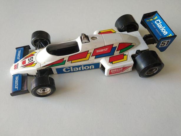 Carros de coleção Burago - Clarion Trust F1