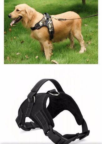 Szelki bezuciskowe z rękojeścią  dla psa XL Nowe!