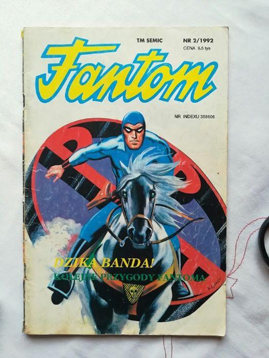 Fantom Tm-Semic nr 2/1992 Warszawa - image 1