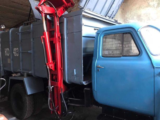 Продам мусоровоз ГАЗ 53 КО-413